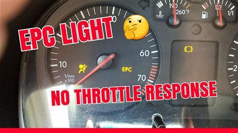 how to fix epc light on vw jetta vw 1 8t epc light fix no throttle response jetta 1 8t