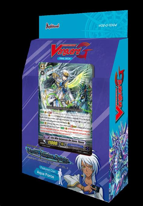 Cardfight Vanguard Card Template Frount And Back by Cardfight Vanguard Tcg Blue Cavalry Of The Marine