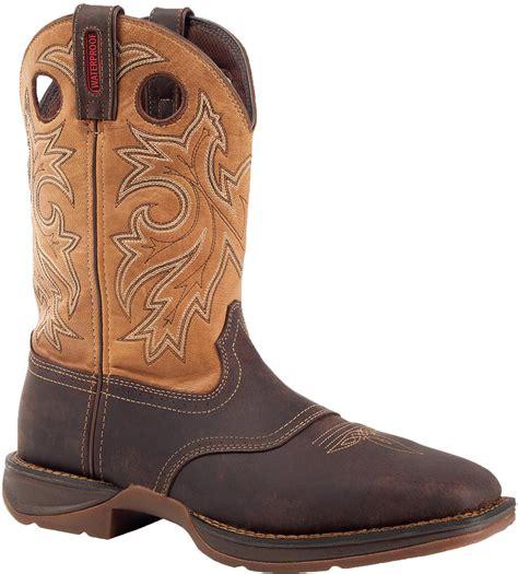 durango boots s durango rebel steel toe waterproof western boot