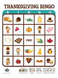 printable thanksgiving bingo cards free free printable thanksgiving bingo cards happy easter