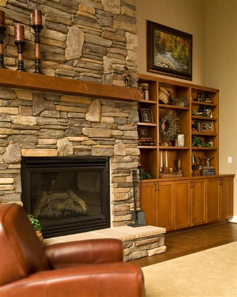 Kitchen Remodels Ideas by Fireplace Remodeling