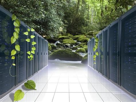 Senter Gree building green data centers for a better future