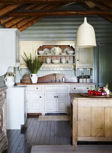 rustic cottage kitchen ideas new home interior design storybook cottages