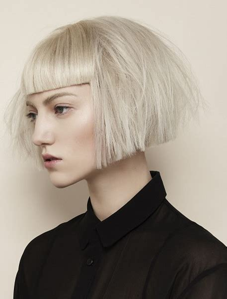 short bangs hairstyles tumblr choppy bob hairstyles are a great fit for most face shapes