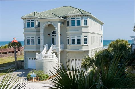carolina beach house rentals north carolina oceanfront rental homes trend home design and decor