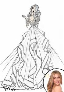 25 ideas dress sketches dress design sketches dress drawing cool