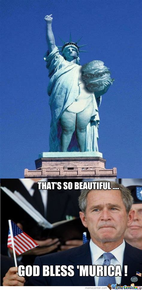 Statue Of Liberty Meme - i wouldnt be suprised if the statue of liberty would look