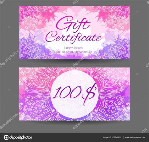 canva sertifikat шаблон подарочный сертификат в салон красоты на сайте