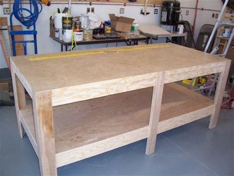woodworking shop table woodworking assembly table