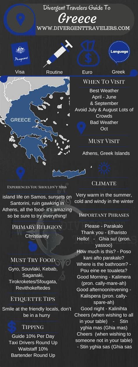 best greece travel guide best 25 best places to travel ideas on travel