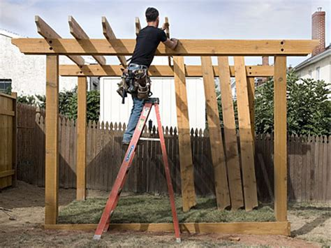 Diy Pergola Plans How To Plan And Post A Pergola Pergola Construction Plans