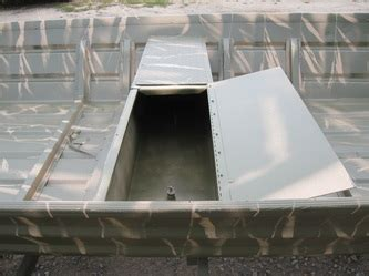 aluminum boat with livewell aftermarket livewells for aluminum boats video search