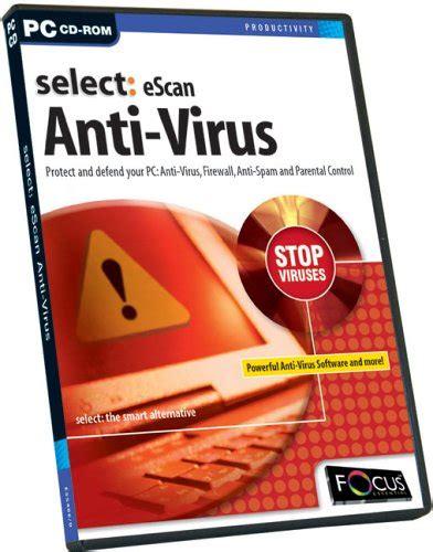 Anti Virus Escan select escan anti virus reviews best antivirus software reviews review centre