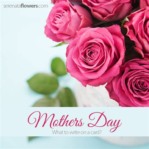 mothers day messages for mothers day cards