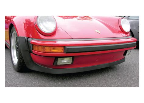 Porsche 911 Front Spoiler by Wtb 930 Front Chin Spoiler Pelican Parts Forums