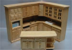 Kitchen Dollhouse Furniture Dollhouse Kitchen Furniture Amp Appliances From Fingertip