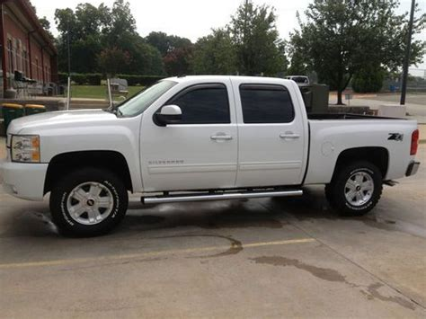 2012 Silverado Z71 by Purchase Used 2012 Chevrolet Silverado 1500 Crew Cab Ltz