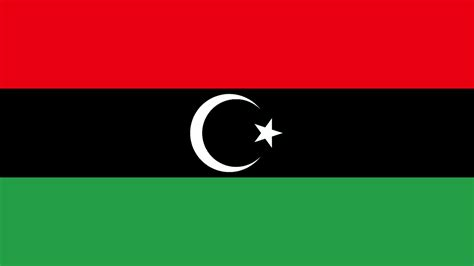 flags of the world libya image gallery libyan flag