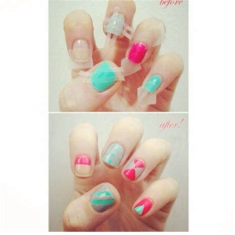 How To Decorate Your Nails by Easy Ways To Decorate Your Nails Musely