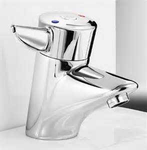 Mono Bath Shower Mixer thermostatic mono basin mixer tap armitage shanks
