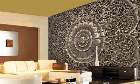wallpaper for room walls in kolkata 3d wall mural groupon goods
