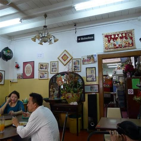 Nancy S Kitchen by Nancy S Kitchen Menu Picture Of Nancy S Kitchen Restaurant Melaka Tripadvisor