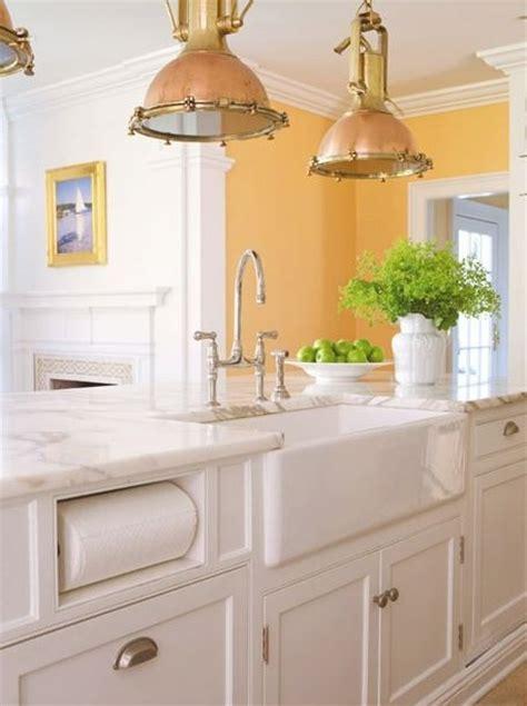 kitchen towel holder ideas built in paper towel holder kitchen storage ideas