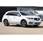 2017 Acura MDX Debuts New Nose Sport Hybrid Model For