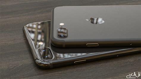 concept imagines iphone    rumored  piano black  dark black finishes