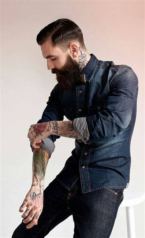 rockabilly male models 865 best images about menstyle hair beard on pinterest