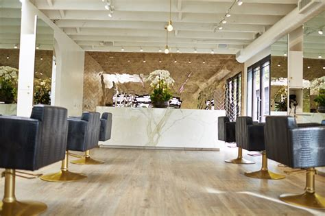famous hairdressers in los angeles mapped la s best hair salons for stylish fall cuts
