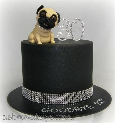 pug cake decorations 1000 ideas about pug cake on pug birthday cake cakes and cake