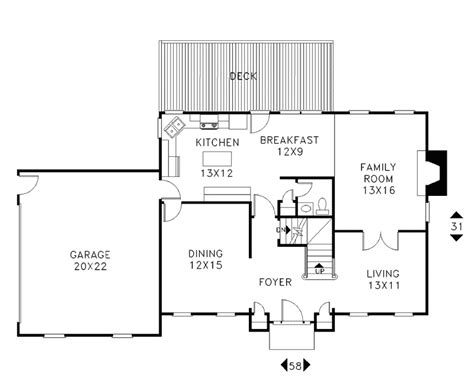 unique one story floor plans unique 1 2 story house plans