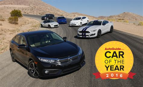 All New Civic Turbo Car Of The Year 2017 Open Indent Now honda civic wins the autoguide 2016 car of the year award 187 autoguide news