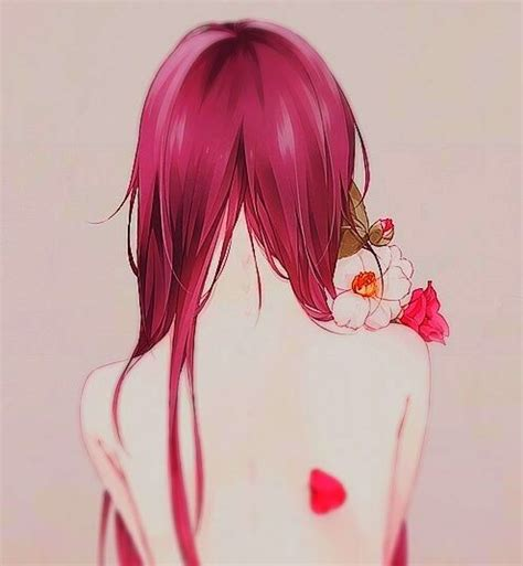 anime girl with red hair tumblr red hair anime tumblr căutare google syo pinterest