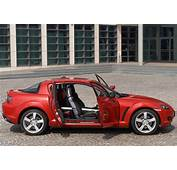 2003 Mazda RX 8  Specifications Photo Price