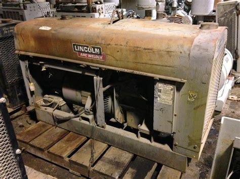 lincoln welder 250 lincoln sa 250 arc welding generator