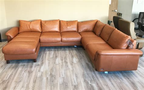 stressless corner sofa stressless e300 6 seat sectional sofa with longseat in
