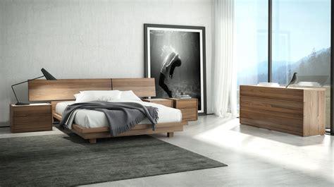modern bedroom furniture and platform beds in ottawa swan modern platform bed huppe