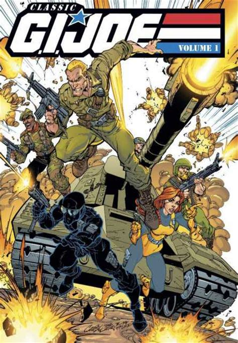 Classic G I Joe Vol 4 shadow character comic vine