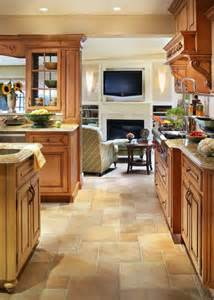Kitchen Flooring Designs Pin By Bunch On House Renovation 2014