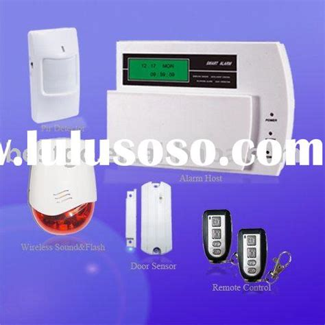 bt 106 gsm smart lcd burglar security alarm system bt 106