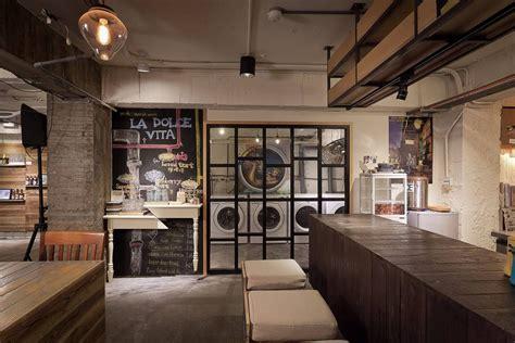 laundry shop layout designs laundry coffee shop woodz