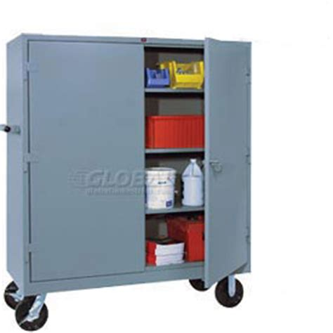 Portable Storage Cabinets by Cabinets Mobile Lyon Heavy Duty Mobile Storage
