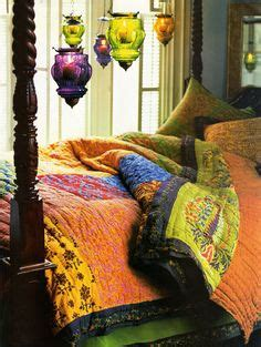 Sprei Modern Bedding Eclectic Prints And A Kaleidoscope Of Colors Give