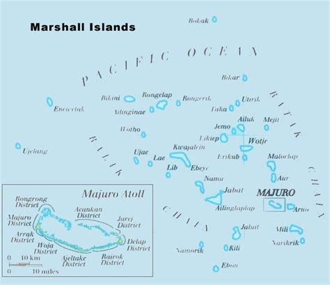 where are the marshall islands on a world map marshall islands maps
