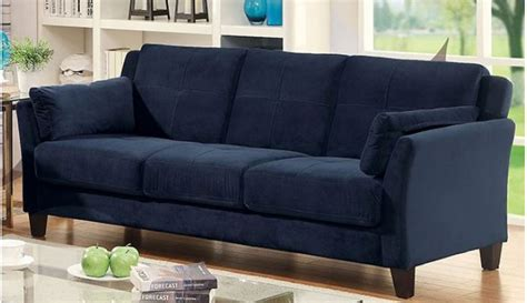 navy sofa set cm6716 ysabel navy sofa set collection