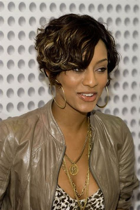 short cut with feathers african americans styles short cut hairstyles for black women hairstyle for black