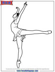 ballet color ballet coloring pages coloring home
