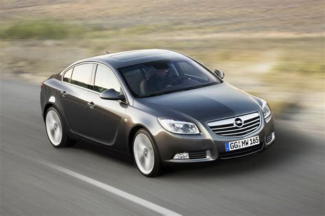 2009 Opel Insignia Officially Unveiled It S Pretty